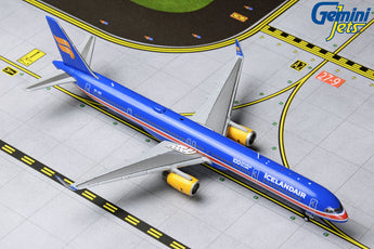 Icelandair Boeing 757-300 TF-ISX 100 Years Iceland Independence GeminiJets GJICE1824 Scale 1:400