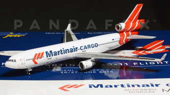 "Martinair MD-11F PH-MCP ""Final Flight"" GeminiJets GJMPH1195 Scale 1:400"