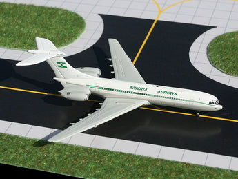 Nigeria Airways Vickers VC-10 5N-ABD GeminiJets GJNGA690 Scale 1:400