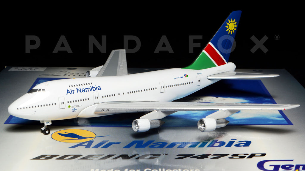 Air Namibia Boeing 747SP ZS-SPC GeminiJets GJNMB431 Scale 1:400