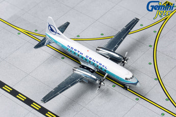 North Central Convair 580 N2041 GeminiJets GJNOR1162 Scale 1:400