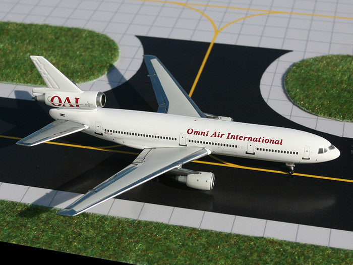 Omni Air International DC-10-30 N522AX GeminiJets GJOAE444 Scale 1:400