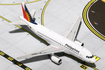 Philippine Airlines Airbus A319 RP-C8699 GeminiJets GJPAL1435 Scale 1:400