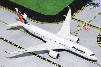 Philippine Airlines Airbus A350-900 RP-C3501 GeminiJets GJPAL1753 Scale 1:400