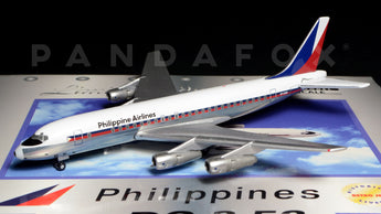 Philippine Airlines DC-8-50 RP-C801 GeminiJets GJPAL193 Scale 1:400