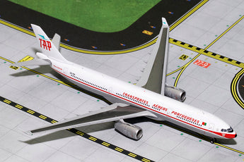 "TAP Air Portugal Airbus A330-300 CS-TOV ""Retro"" GeminiJets GJTAP1685 Scale 1:400"