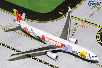 "TAP Air Portugal Airbus A330-300 CS-TOW ""Portugal Stopover"" GeminiJets GJTAP1697 Scale 1:400"