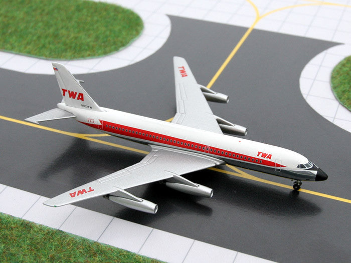 Trans World Airlines Convair 880 N802TW GeminiJets GJTWA535 Scale 1:400