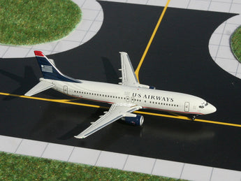 US Airways Boeing 737-400 N441US GeminiJets GJUSA898 Scale 1:400