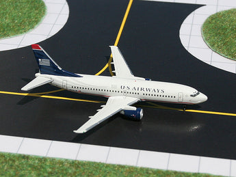 US Airways Boeing 737-300 N166AW GeminiJets GJUSA901 Scale 1:400