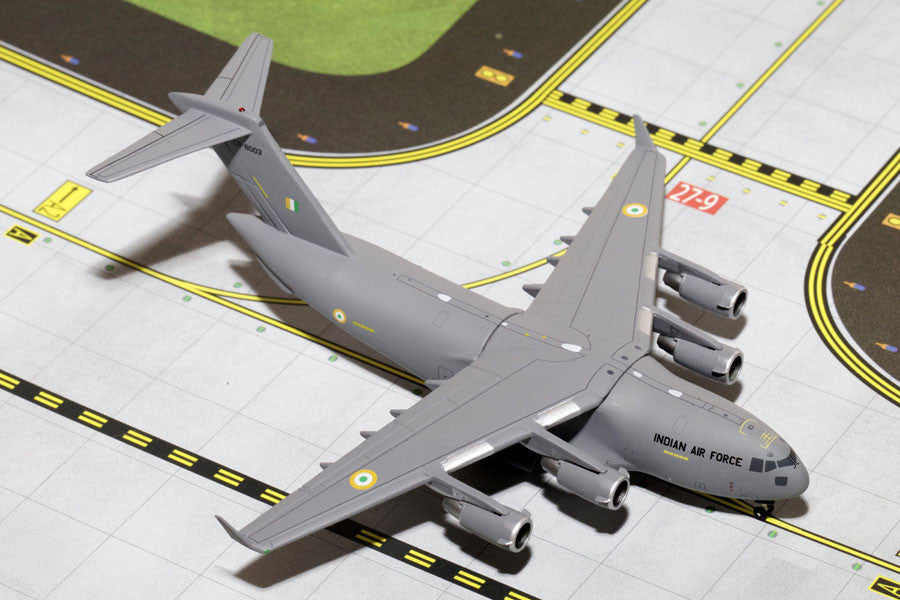 Indian Air Force Boeing C-17 CB-8003 GeminiJets GMINF065 Scale 1:400