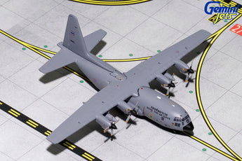 Royal Thai Air Force Lockheed C-130 60109 GeminiJets GMTAF081 Scale 1:400