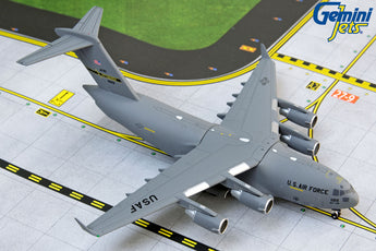 USAF Boeing C-17 91189 Pittsburgh ANG GeminiJets GMUSA088 Scale 1:400