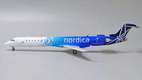 Adria Airways Bombardier CRJ900 ES-ACD Blue Nordica JC Wings JC2ADR365 XX2365 Scale 1:200