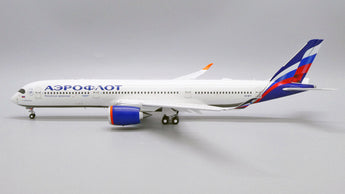 Aeroflot Airbus A350-900 Flaps Down VQ-BFY JC Wings JC2AFL430A XX2430A Scale 1:200
