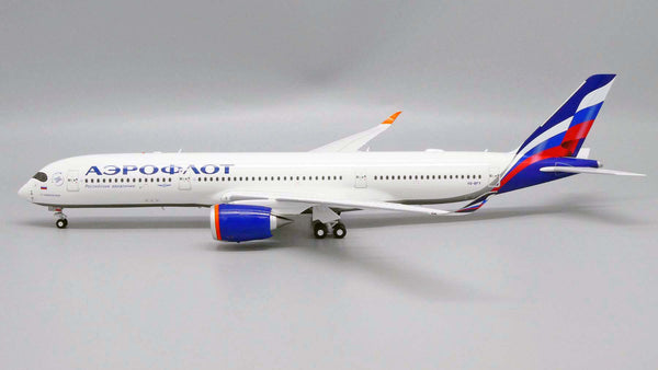 Aeroflot Airbus A350-900 VQ-BFY JC Wings JC2AFL430 XX2430 Scale 1:200