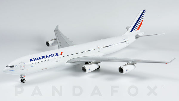 Air France Airbus A340-300 F-GLZJ JC Wings JC2AFR287 XX2287 Scale 1:200