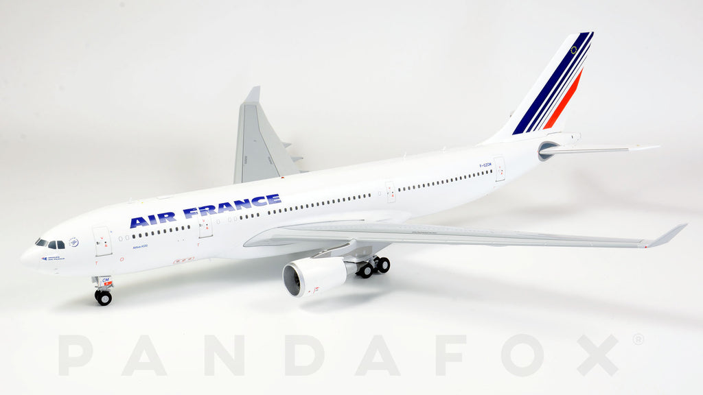 Air France Airbus A330-200 F-GZCM JC Wings JC2AFR334 XX2334 Scale 1:200