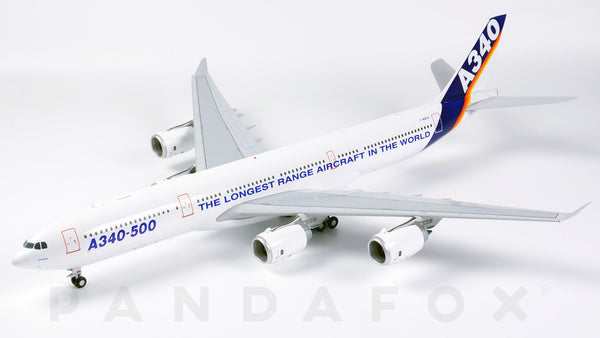 Airbus House Airbus A340-500 F-WWTE JC Wings JC2AIR864 JC2864 Scale 1:200
