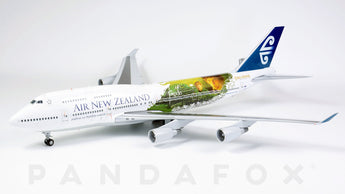 Air New Zealand Boeing 747-400 ZK-NBV Lord of the Rings JC Wings JC2ANZ859 XX2859 Scale 1:200