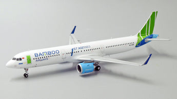 Bamboo Airways Airbus A321neo VN-A588 1st A321neo JC Wings JC2BAV296 XX2296 Scale 1:200