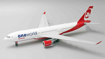 Air Berlin Airbus A330-200 D-ABXA One World JC Wings JC2BER197 XX2197 Scale 1:200