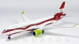 Air Baltic Airbus A220-300 YL-CSL Latvia 100th JC Wings JC2BTI259 XX2259 Scale 1:200