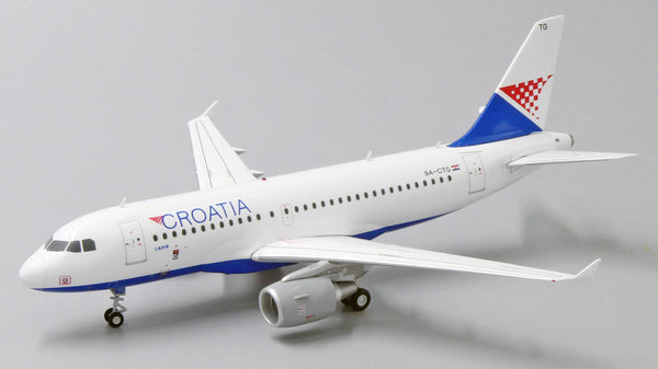 Croatia Airlines Airbus A319 9A-CTG JC Wings JC2CTN145 XX2145 Scale 1:200