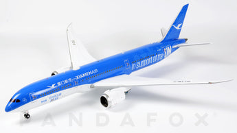 Xiamen Airlines Boeing 787-9 B-1356 United Nations Goals JC Wings JC2CXA033 XX2033 Scale 1:200