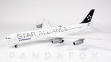 Lufthansa Airbus A340-300 D-AIGY Star Alliance JC Wings JC2DLH093 XX2093 Scale 1:200