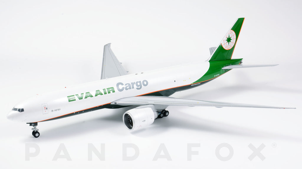 EVA Air Cargo Boeing 777F B-16781 JC Wings JC2EVA039 XX2039 Scale 1:200