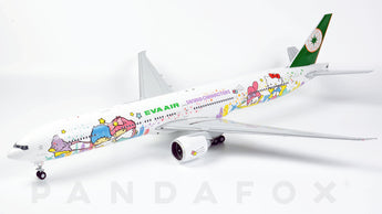 EVA Air Boeing 777-300ER B-16722 Sanrio Characters JC Wings JC2EVA060 XX2060 Scale 1:200