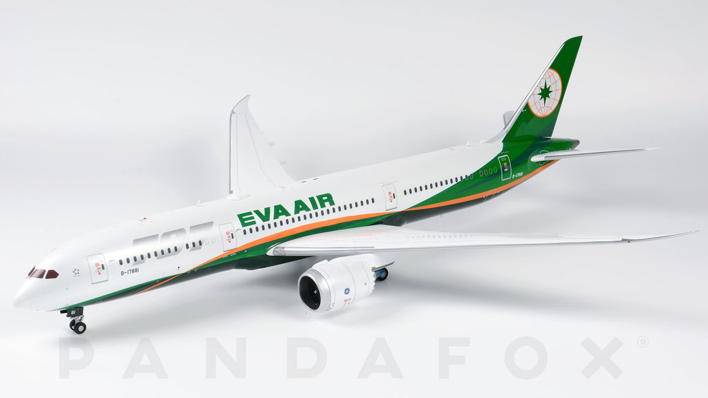 EVA Air Boeing 787-9 B-17881 JC Wings JC2EVA147 XX2147 Scale 1:200