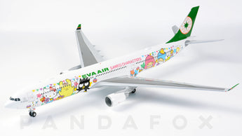 EVA Air Airbus A330-300 B-16333 Sanrio Characters JC Wings JC2EVA155 XX2155 Scale 1:200