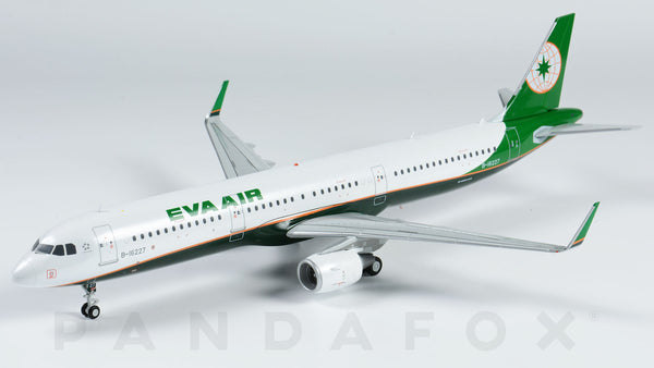 EVA Air Airbus A321 B-16227 JC Wings JC2EVA301 XX2301 Scale 1:200