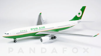 EVA Air Airbus A330-200 B-16307 JC Wings JC2EVA961 XX2961 Scale 1:200