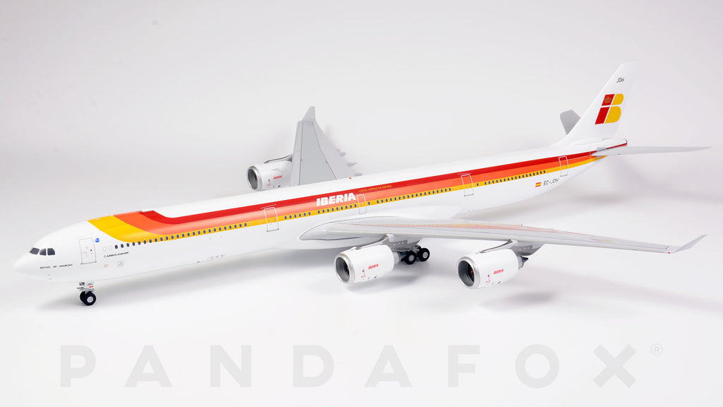 Iberia Airbus A340-600 EC-JOH JC Wings JC2IBE096 XX2096 Scale 1:200