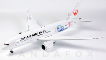 Japan Airlines Boeing 787-8 JA837J Doraemon JC Wings JC2JAL160 XX2160 Scale 1:200