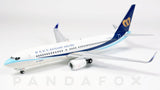 Mandarin Airlines Boeing 737-800 B-18659 JC Wings JC2MDA862 XX2862 Scale 1:200