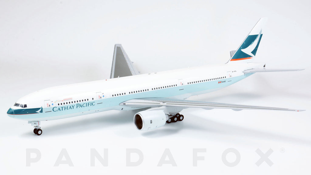 Cathay Pacific Boeing 777-200 B-HNL JC Wings JC2MISC478 XX2478 Scale 1:200