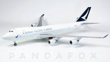 Cathay Pacific Cargo Boeing 747-400F B-LIA JC Wings JC2MISC484 XX2484 Scale 1:200
