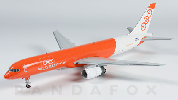 TNT Boeing 757-200F OE-LFB JC Wings JC2TNT202 XX2202 Scale 1:200