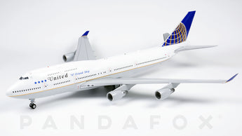 United Boeing 747-400 N121UA Friendship JC Wings JC2UAL204 XX2204 Scale 1:200