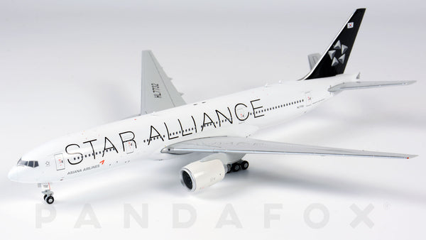 Asiana Airlines Boeing 777-200ER HL7732 Star Alliance JC Wings JC4AAR089 XX4089 Scale 1:400