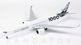 Airbus House Airbus A350-1000 Flaps Down F-WLXV Carbon Fibre JC Wings JC4AIR037A XX4037A Scale 1:400