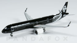 Air New Zealand Airbus A321neo ZK-NNA JC Wings JC4ANZ081 XX4081 Scale 1:400
