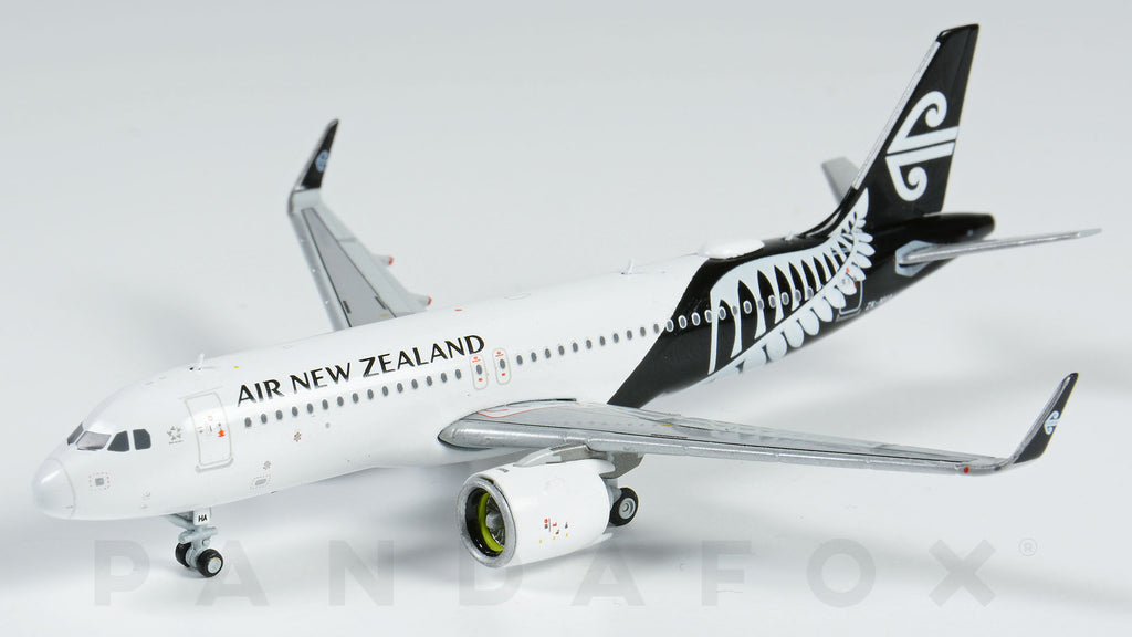 Air New Zealand Airbus A320neo ZK-NHA JC Wings JC4ANZ208 XX4208 Scale 1:400