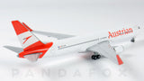 Austrian Airlines Boeing 767-300ER OE-LAW JC Wings JC4AUA158 XX4158 Scale 1:400