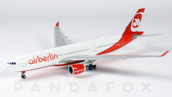 Air Berlin Airbus A330-200 D-ALPA JC Wings JC4BER023 XX4023 Scale 1:400