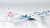 China Airlines Airbus A350-900 Flaps Down B-18901 Syrmaticus Mikado JC Wings JC4CAL724A XX4724A Scale 1:400